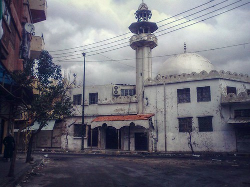 مســـجد الشـــهداء | The Mosque Of Martyrs