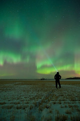 Guiding Light (Mike Isaak) Tags: longexposure canada lights nikon edmonton astrophotography alberta aurora northern prairies northernlights bigdipper tofield landscapephotographer mikeisaak edmontonnorthernlights edmontonaurora