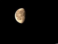 Moon (DonMiller_ToGo) Tags: nightphotography moon night luna telephoto lunar gf1 fav5 waninggibbous views100 45200mm