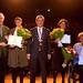 2013 28 november gemeentelijke vrijwilligersprijs Zoetermeer - winnaars