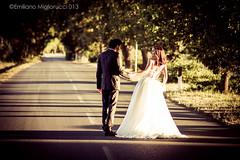 Wedding (miglio) Tags: wedding bride toscana rosso livorno matrimonio sposa marito bolgheri