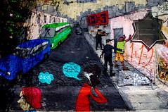 1+1=3 (* Ayce *) Tags: brazil streetart wall saopaulo mur brsil vilamadalena artderue