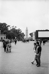 Scan-131230-0034.jpg (mathendrix) Tags: africa street analog blackwhite marrakech roll2 nikonf3 marroco fujineopan400 homedeveloping 2013 nikoncoolscan5000ed