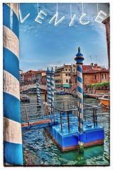 Venedig July 2013 (gerdpio) Tags: italien venice italy italia gondola venezia venedig rialto canalgrande wasserbus lagunenstadt uploaded:by=flickrmobile flickriosapp:filter=nofilter