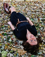 In Leaves (PhotoAmateur1) Tags: she autumn portrait people favorite woman brown black hot cute art fall feet nature girl beautiful beauty smile face leaves fashion lady female canon pose hair fun skinny outdoors nice model eyes shoes colorful long flickr pretty dress photoshoot arms adult legs emotion boots sweet body head expression top feminine background gorgeous femme country curves great perspective creative young picture style babe lips her attractive stunning chic brunette lovely elegant goodlooking slender stylish glamorous beautyshoots