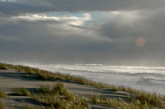 Amazing lights ((Virginie Le Carré)) Tags: lights marine tide atlantic paysage lumières marées crohot