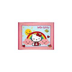panel-de-hello-kitty-en-lunares-rosas-y-azules (gloriapatchwork) Tags: hello en de panel y kitty rosas azules lunares