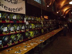 "Liverpool Beer Festival, Metropolitan Cathedral Crypt, Liverpool • <a style=""font-size:0.8em;"" href=""http://www.flickr.com/photos/9840291@N03/13121943893/"" target=""_blank"">View on Flickr</a>"