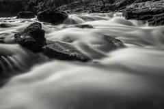 Cream and Rocks (JGo9) Tags: longexposure water creek rocks stream kentucky ky nd silky natrue weldingglass shortcreek
