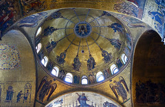Crossing dome, Saint Mark's Basilica, Venice