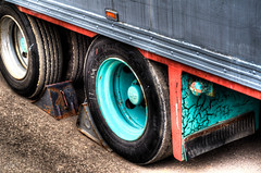 SAF (-BigM-) Tags: photography fotografie rusty trailer rost fils kreis anhnger roschmann bigm gppingen schausteller eislingen