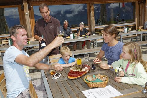 Restaurant Chüestall Riederalp