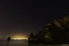 Praia do Camilo (george_and_dragon) Tags: portugal faro nikon olympus algarve nikkor zuiko f28 omd 1250 d600 em5 1424