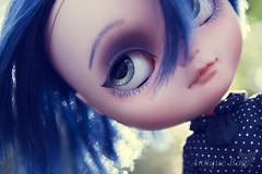 Cucu! (Antique bag // Inesu_1) Tags: doll icy custom customblythe dollimage oritzi