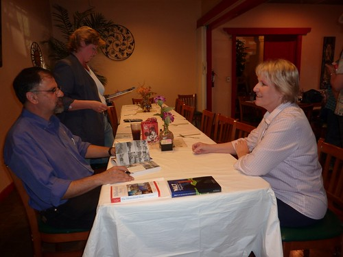 Sam Gennawey Event at Don Jose's in Castro Valley 4-12-14