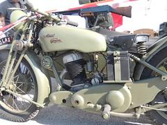 Monet Goyon side-car militaire (el-bourico) Tags: army military olive vert monet militaire drab arme goyon
