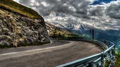 Groglockner #33 (mariosiebold) Tags: street panorama mountains rot clouds austria sterreich nikon wasser kirche wolken tunnel krnten serpentinen berge steine bach dslr hdr kurven strasen d3200 hochtor grosglockner gerbirge