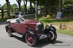 RILEY LYNX TOURER 1933 (claude 22) Tags: riley lynx tourer 1933 appf fougeres rallye cars voitures fahrzeuge automobili 2015 rallyefougeres claude22 claudelacourarie