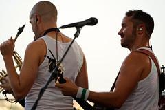 Cris Cosmo (mattrkeyworth) Tags: people concert musik konzert knoll würzburg weinfest weingutamstein criscosmo hoffestamstein sel70200g sandraknoll ludwigknoll sonya7r