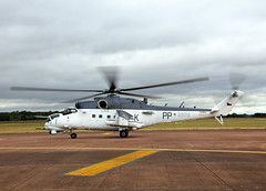 3370 Mil Mi-24 V Hind Czech Air Force (Keith B Pics) Tags: hind mil fairford riat 3370 mi24 czechairforce egva