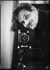 14-03-2017-1 (salparadise666) Tags: voigtländer bergheil distar fomapan 400 200 asa nils volkmer portrait self monochrome vintage camera caffenol