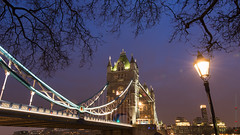 Tower Bridge, London. (Andrew Bloomfield Photography) Tags: andrewbloomfieldphotography landscape location london outdoor photograph uk wwwandrewbloomfieldphotographycouk towerbridge nightime night nightshoot nightphotography nikond800 nikon afs1635mm