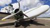 N31G-Lockheed-Lodestar-HOU-2016-10-15 (GFB Aviation Photography) Tags: n31g lockheed lodestar hou khou