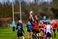 Witney 3's vs Swindon College-1126