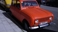 Renault 4 TL (Jusotil_1943) Tags: 270217 red redcars auto coche car