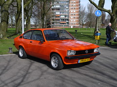 Opel Kadett Coupé 1.2S 1978 (929V6) Tags: 39uv85 sidecode3 onk c2