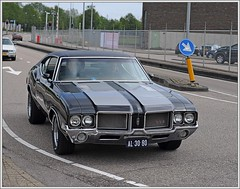 1972 Oldsmobile Cutlass 442 (Ruud Onos) Tags: 1972 oldsmobile 442 cutlass oldsmobilecutlass442 1972oldsmobilecutlass442 al3080
