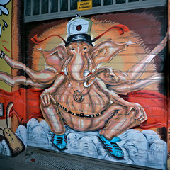 Elefant (Bug Rodgers) Tags: graffiti koln