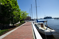Lovely Fells Point, Baltimore (m01229) Tags: water boat ship unitedstates maryland baltimore innerharbor fellspoint d7000