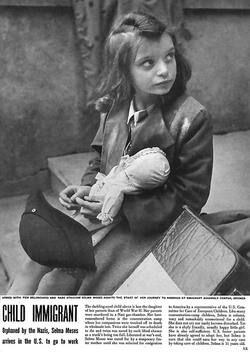 1946 ... concentration camp survivor