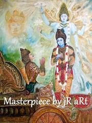 20130515_234433 (1) (jrart1856) Tags: art love painting artist indian inspirational devotional homedecor oilpainting giftideas canvaspainting shreekrishna