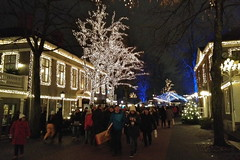 Winter Park I (hansn (4+ Million Views)) Tags: winter light göteborg lights evening vinter sweden gothenburg liseberg amusementpark sverige goteborg ljus nöjesfält kväll