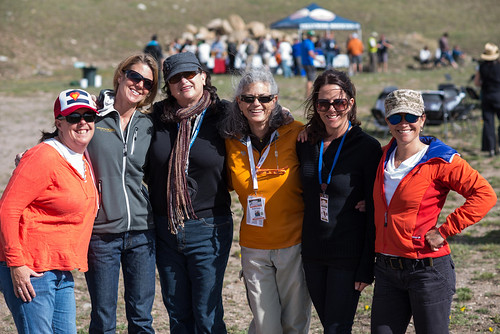 Mountainfilm Volunteers - Photo Credit Gus Gusciora