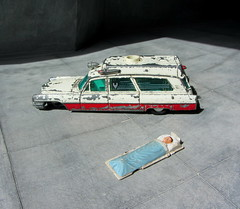 Dinky Toys Superior Cadillac Ambulance No. 267 1967 - 1 Of 11 (Kelvin64) Tags: toys no superior cadillac ambulance 1967 dinky 267