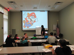 Paradis Branch - Summer Reading 2013 - Comics and Cartooning (St Charles Parish Library) Tags: comics cartooning stcharlesparishlibrary paradisbranch summerreadingprogram2013