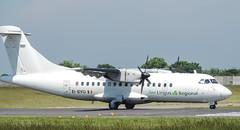 Aer Arann EI-BYO ATR 42/72 (Ronan McCormick) Tags: ireland dublin aircraft regional aerlingus dublinairport aerarann eibyo atr4272 ilobsterit