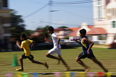03  ACS Sports Day 2013 #panning (NCK pictures) Tags: people sports photography day sony malaysia acs methodist alpha panning ipoh slt runing smk a55 2013