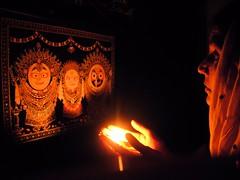 (Dipu's World) Tags: woman india festival religious nikon deepak prayer religion celebration wish rathayatra hinduism deepa bengal puja puri diya oillamp deepam lightoffering divaa