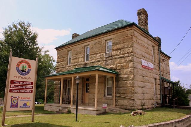 Historic Ye Ole Jail - Jamestown, TN (2013)