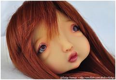 Neferkane Humpty Dumpty for Melissa (Eludys) Tags: doll sd bjd humpty dumpty faceup neferkane eludys