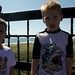 The Boys at the Top of Hatteras Lighthouse
