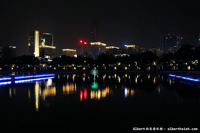 【東莞夜生活】亞洲第一廣場&玉蘭大劇院 (8)