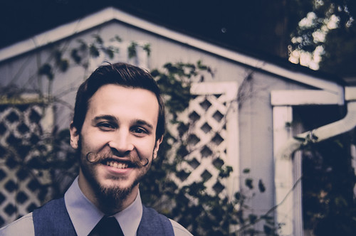 "wedding mustache. • <a style=""font-size:0.8em;"" href=""http://www.flickr.com/photos//9619340448/"" target=""_blank"">View on Flickr</a>"