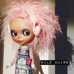 Wild hairs!