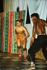 Egwu-Nmanwu dance of Nigeria at Hobgoblin Brixton Feb 2001 137 Dadagbon & Roslynn (photographer695) Tags: 2001 dance nigeria feb brixton roslyn hobgoblin egwunmanwu dadagbon