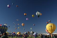 Albuquerque International Balloon Fiesta 2013 (cshubs) Tags: new hot balloons mexico air balloon albuquerque abq 505